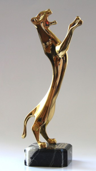 Международная награда «Золотой ягуар» - «За образцовое ведение бизнеса, высокий профессионализм и партнерскую надежность 2010 г