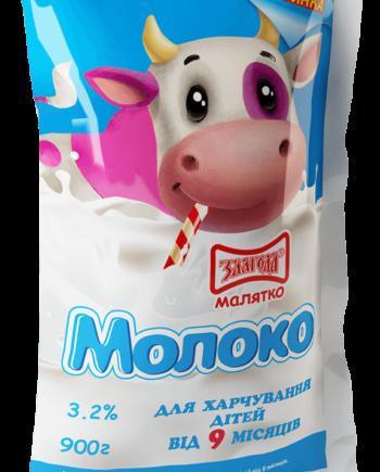 детское молоко злагода