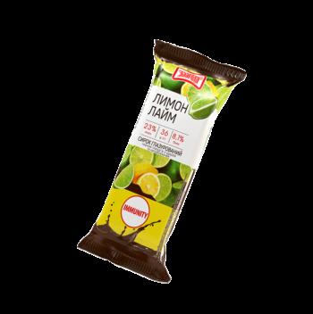 глазурований сирок лимон лайм ТМ Злагода
