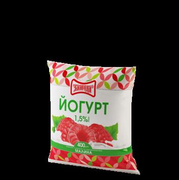 йогурт малина ТМ Злагода
