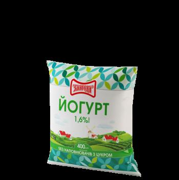 йогурт натуральний ТМ Злагода