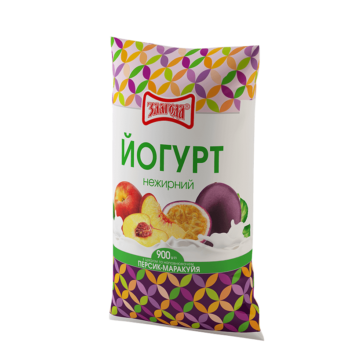 йогурт персик маракуя ТМ Злагода