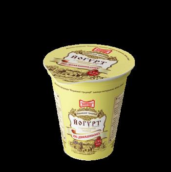 йогурт по-домашньому ТМ Злагода