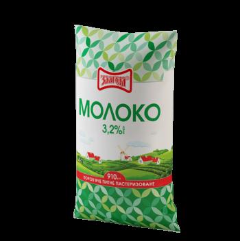 молоко 3-2 910 ТМ Злагода