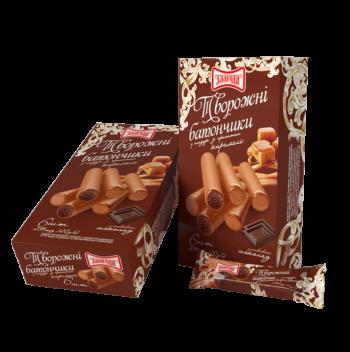 творожні батончики шоколад ТМ Злагода